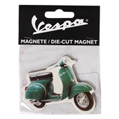 Magnet  (Green Vespa Special)S
