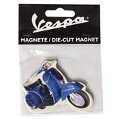 Magnet (Dk Blue Vespa S.S.)S
