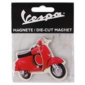 Magnet  (Red Vespa TopTank)S