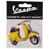 Magnet  (Yellow Vespa 50)S