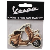 Magnet (Gold Vespa Fenderlight HB)S