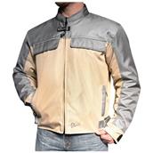Prima Riding Jacket (Pullman, Tan/Gray)S