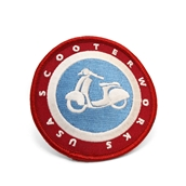 Patch (Scooterworks USA Dot)