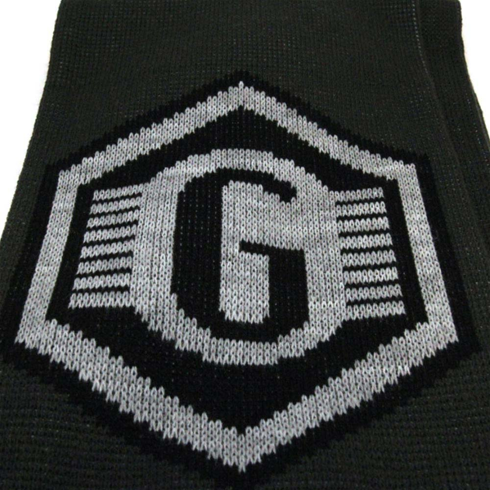 Genuine Scooters Logo on Hooligan Scarf
