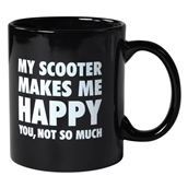 Coffee Mug (11oz, Genuine Scooters)