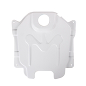 NCY, Gas Tank Cover (White); Honda RuckusS