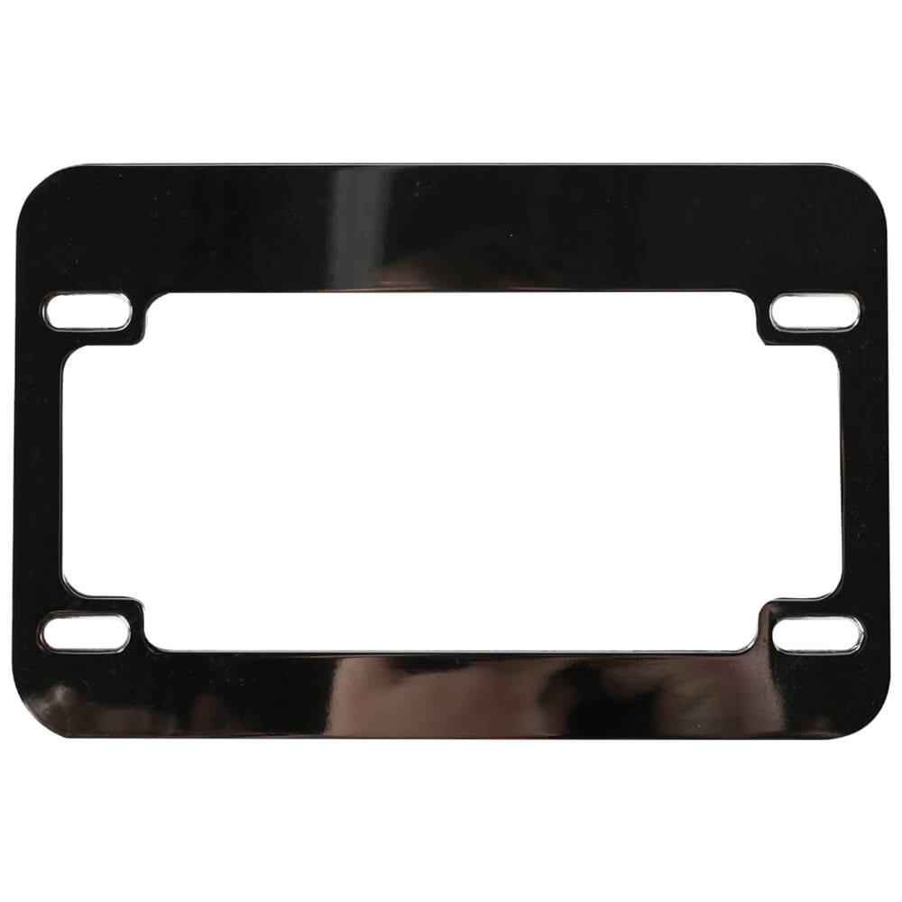 Prima License Plate Frame (Chrome); Universal