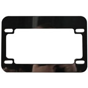 Prima License Plate Frame (Chrome); UniversalS