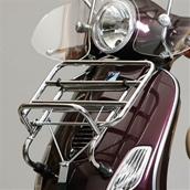 Prima Front Rack (Chrome); Vespa LX, GT, GTSS