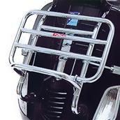 Faco Front Rack (Chrome), Vespa S 50, S 150S
