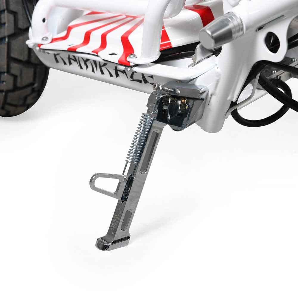 Ncy Honda Ruckus Chrome Sidestand Scooterworks Usa