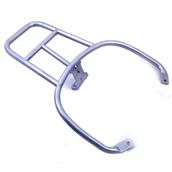 Soft Italia Rear Rack (Silver); Vespa GT, GTS, GTVS