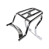 Prima Rear Rack (Chrome, Platform); Stella, Vespa P Series