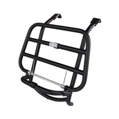 Front Rack (Black); Vespa GTSS