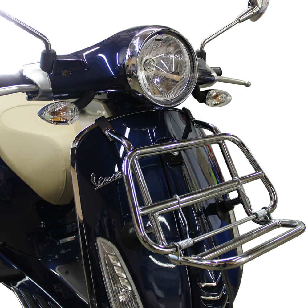 Front Luggage Rack