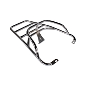 Cuppini Chrome Rear Rack for Topcase;S
