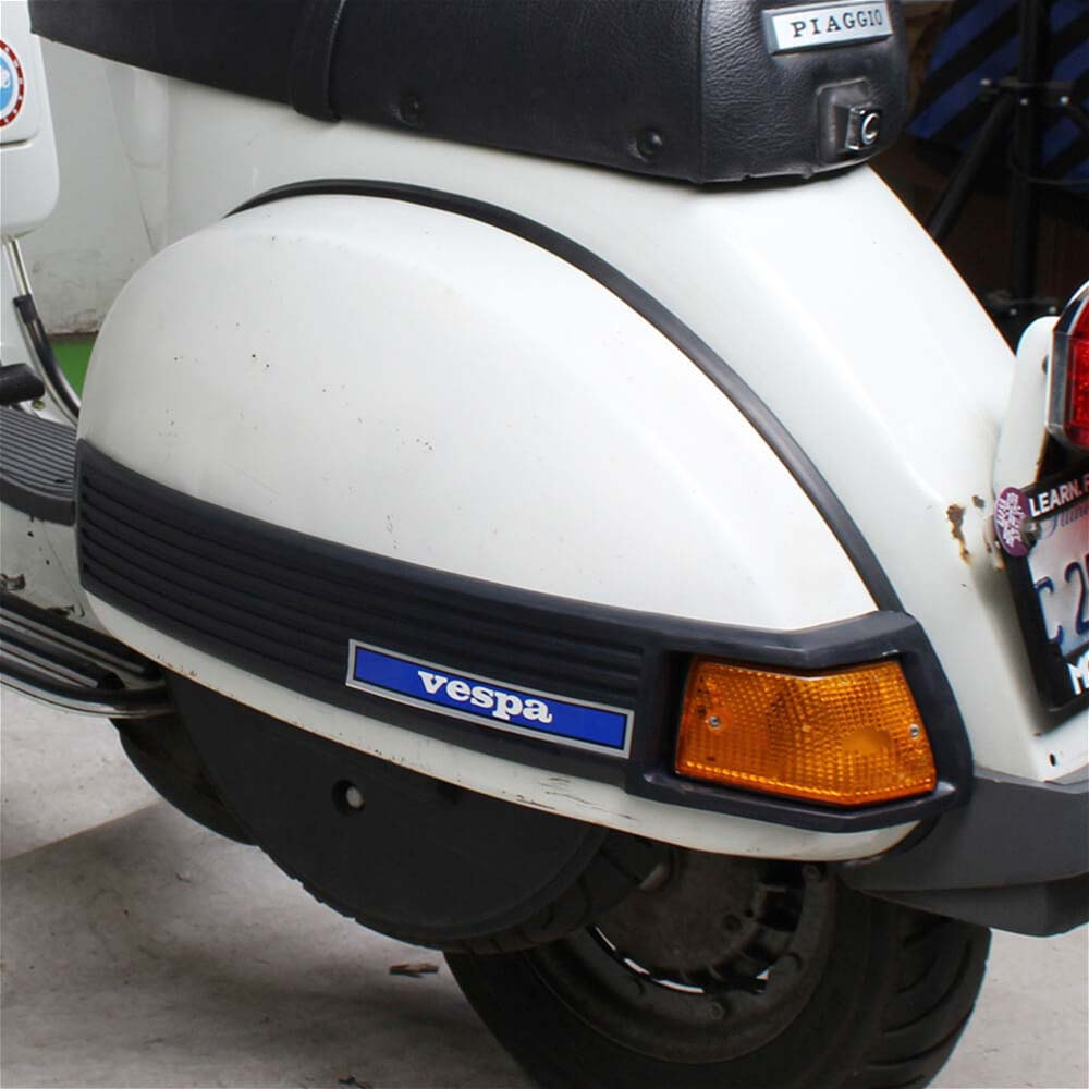 Cowl Protector on a Vespa PX