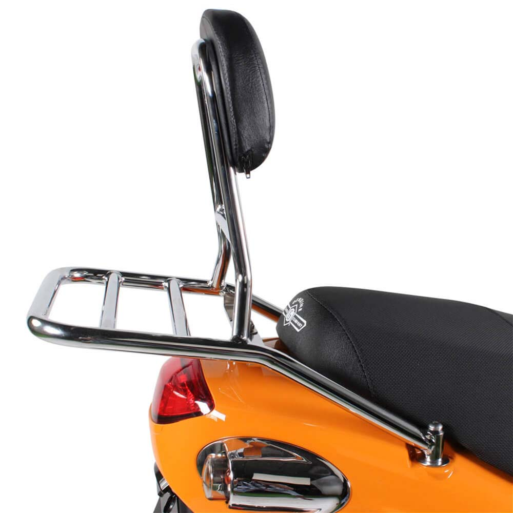 Prima Rear Holder on a Genuine Scooter