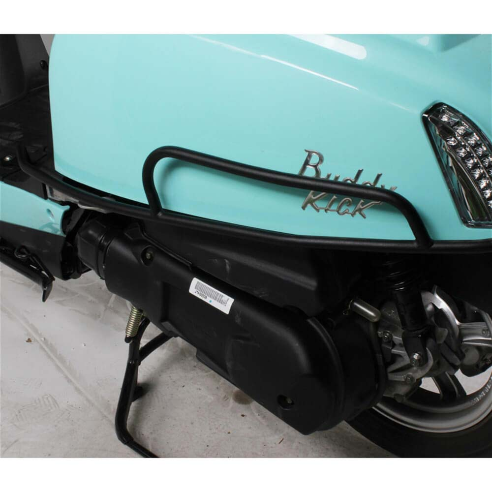 Prima Cowl Frame on a Buddy Scooter