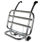 Prima Front Rack (Chrome); Buddy Kick