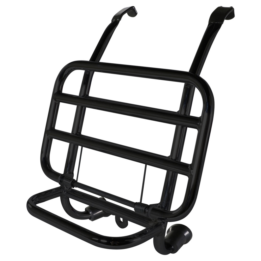 Prima Front Rack (Black);Buddy Kick