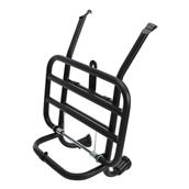Prima Front Rack (Black); Vespa Primavera, SprintS