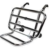 Prima Front Rack (Chrome); Royal Alloy GT150S