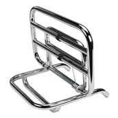 Prima Rear Rack (Chrome); Royal Alloy GT150S