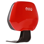 NIU Rear Back Rest; MQi+S