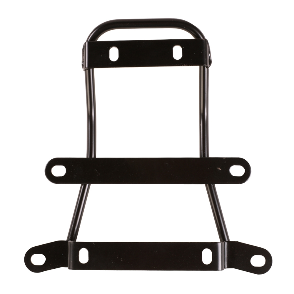 Rear Topcase Bracket (Black); Genuine Urbano