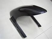 NCY Front Fender (Painted Carbon Fiber); Vento, Diamo, TankS