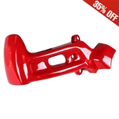 NCY Rear Shield (Red); Yamaha Vino 50S