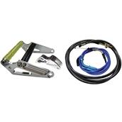 NCY Frame Extension (Billet Aluminum); Honda RuckusS