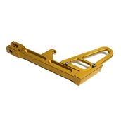 NCY Aluminum Side Stand (Gold); Honda PCXS