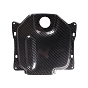 NCY Gas Tank Cover (Carbon Fiber); Honda RuckusS