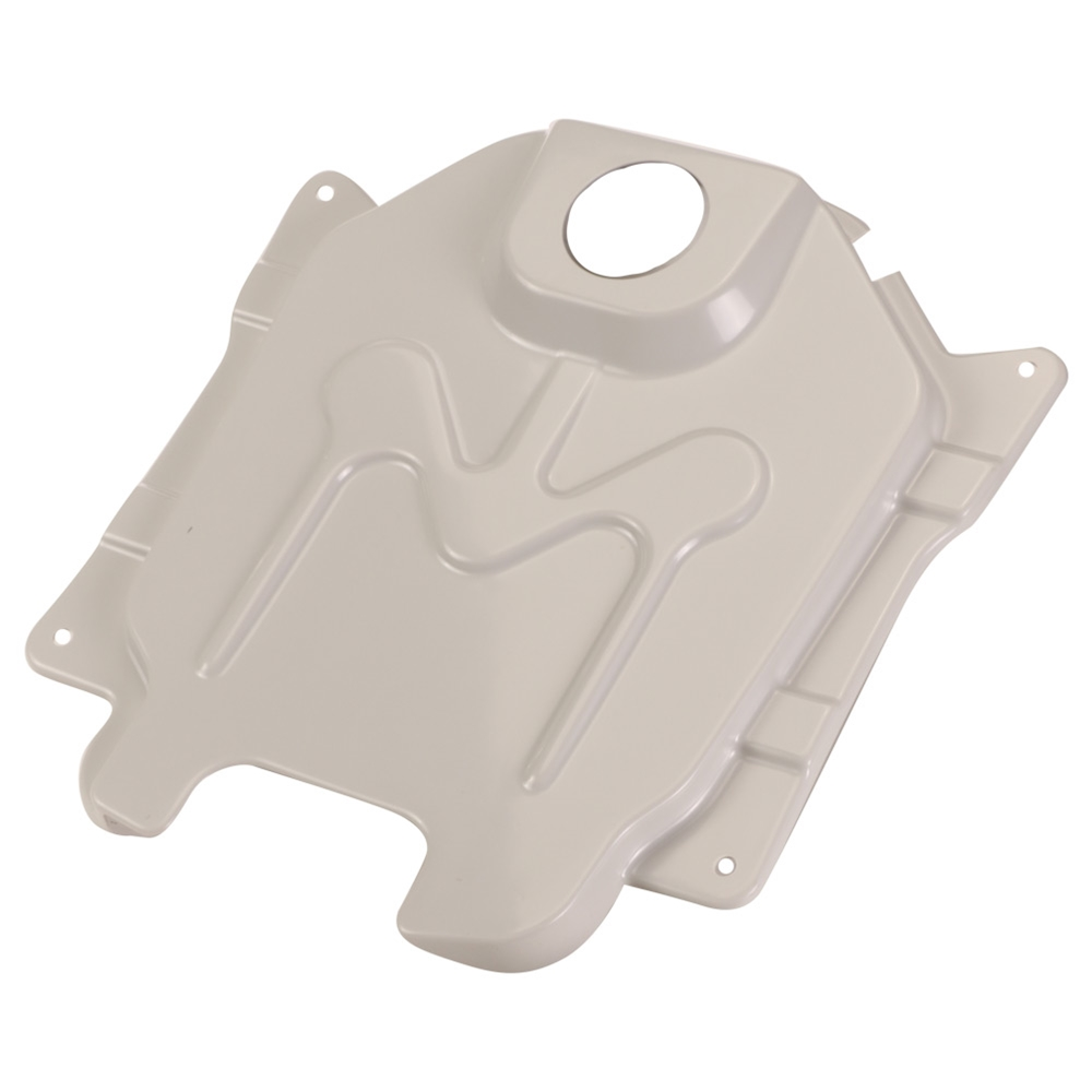 Honda Zoomer Gas Tank Cover Pieces