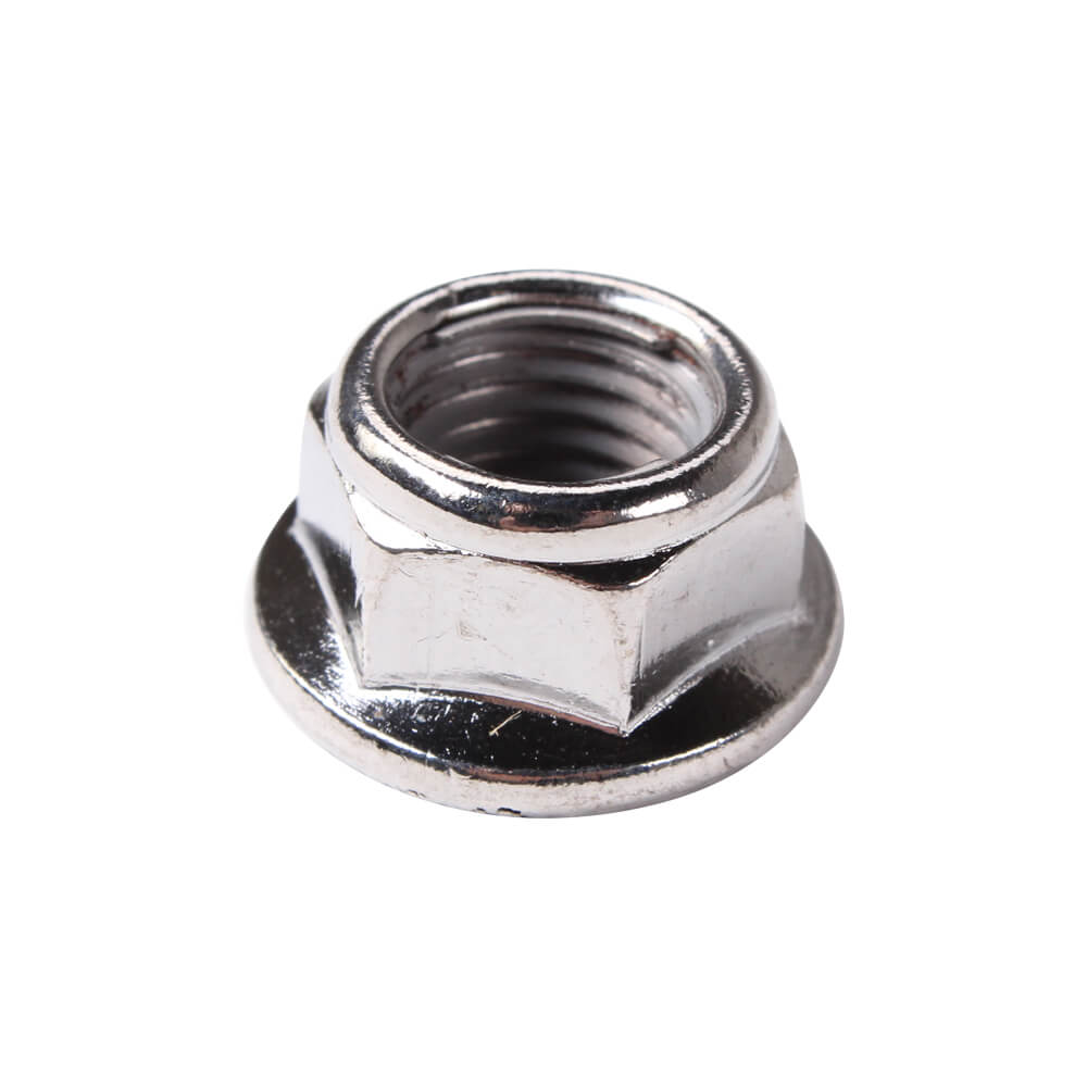 Engine Hanger Flange Nut (M10×1.25); CSC go., QMB139 Scooter