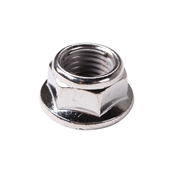 Engine Hanger Flange Nut (M10×1.25); CSC go., QMB139 ScooterS