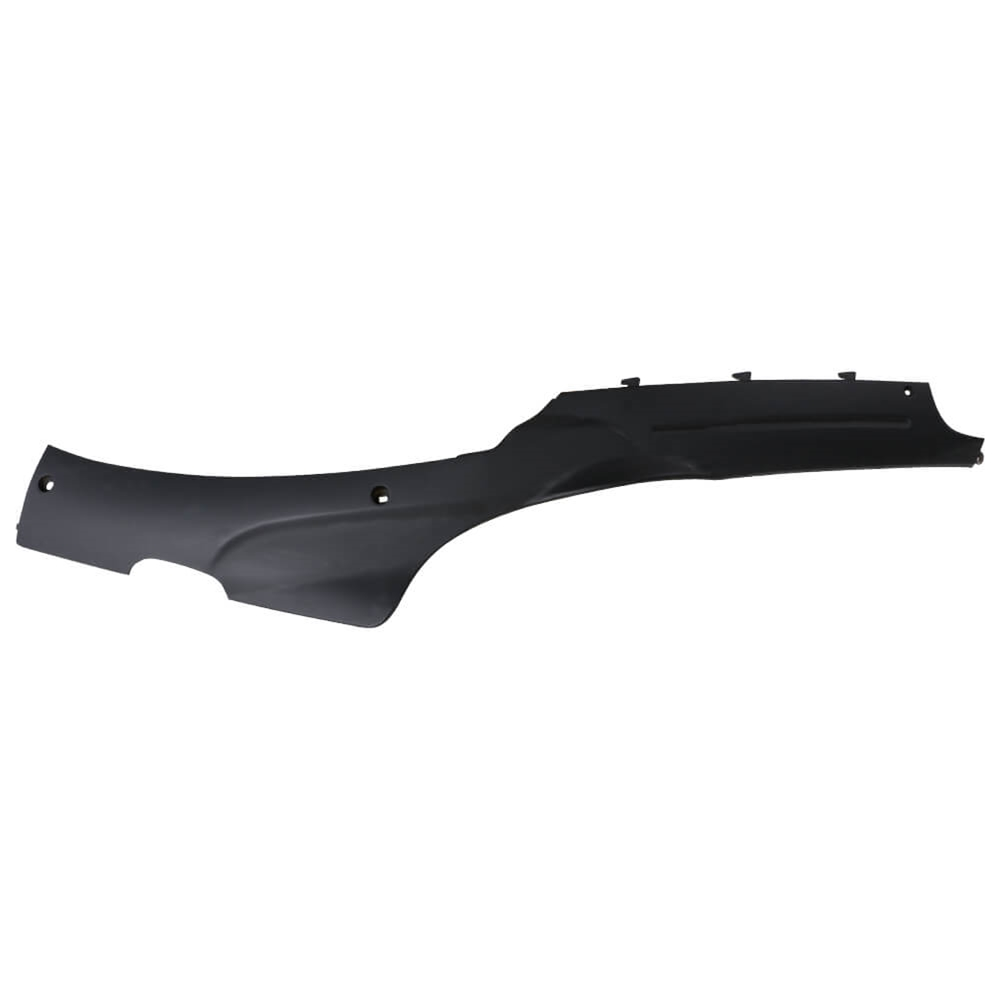 Bintelli Sprint Left Lower Side Panel Black