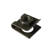 Center Cover Spring Nut (M6); CSC go., QMB139 ScootersS