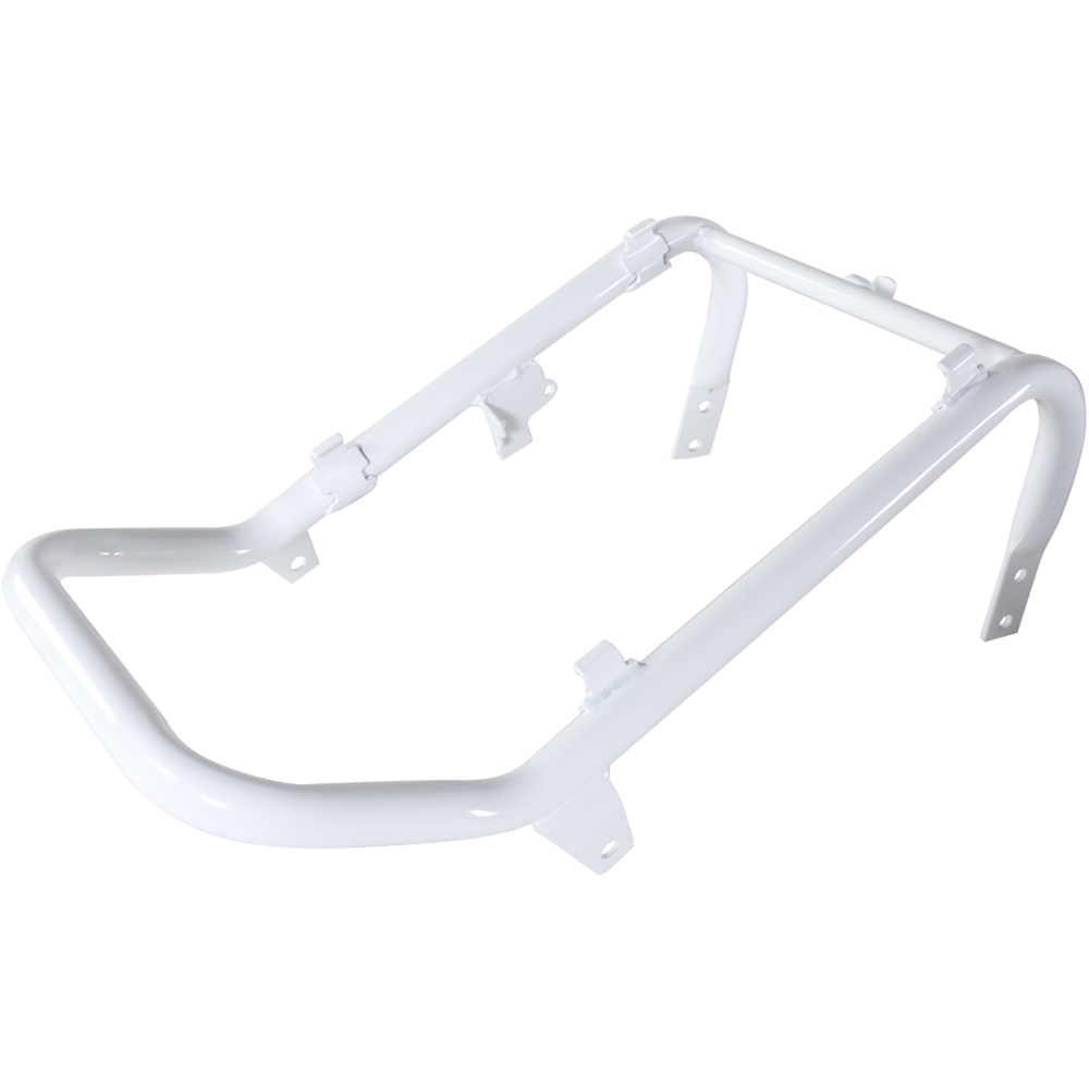 NCY Lowered Seat Frame (Gloss White); Honda Ruckus