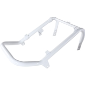 NCY Lowered Seat Frame (Gloss White); Honda RuckusS