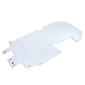 NCY Luggage Board (White); Honda Ruckus