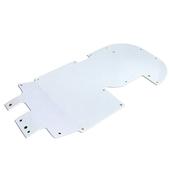 NCY Luggage Board (White); Honda RuckusS