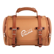 Prima Roll Bag (Small, Brown)S