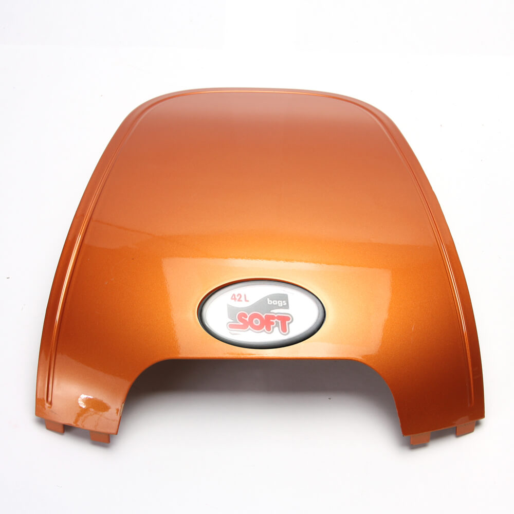 Comet Topcase Cover Toa Orange