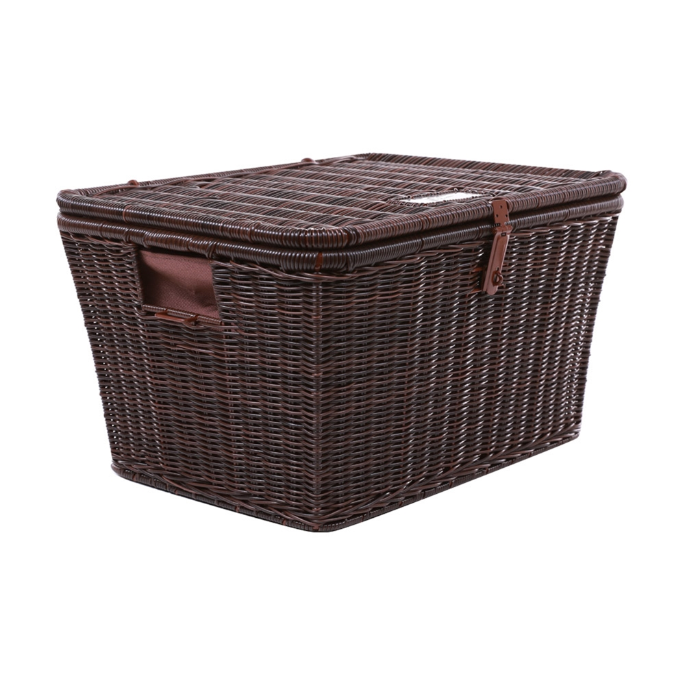 Prima Rear Basket (Large, w/ Removable Liner); Universal