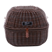 Prima Rear Basket (Round, w/ Removable Liner); UniversalS