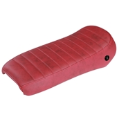 Single Saddle Seat (Red); Royal Alloy