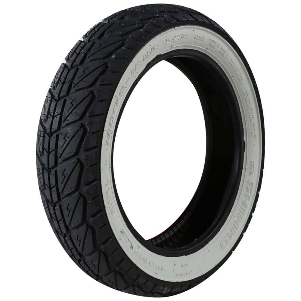 Shinko Tire (Whitewall, 120/70 - 12)